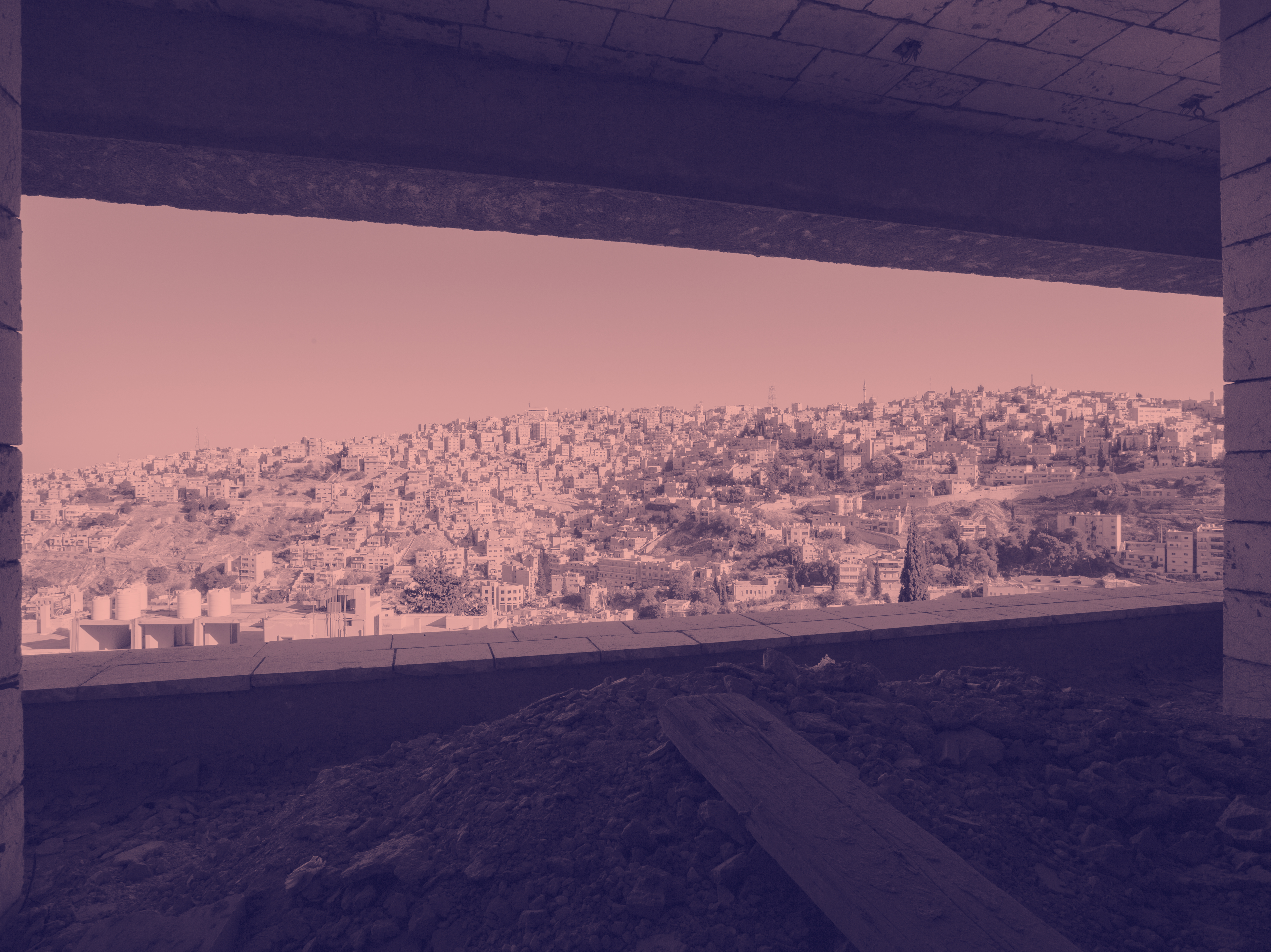 Window to Amman