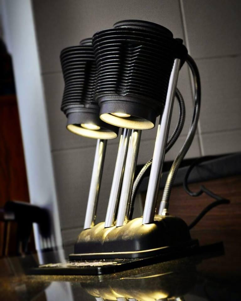 Lamp - Auto-Art