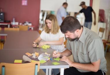Designers Represent! Developing a Design Association in Jordan by Danah Abdulla