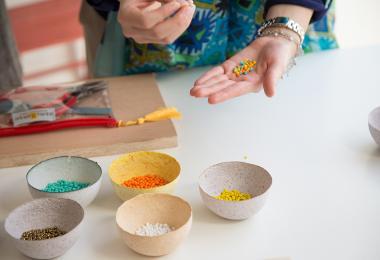 Inamullumani Jewelry Making by Luma Qusus Awad