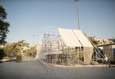 The Stream - Dina Haddadin © Amman Design Week 2017