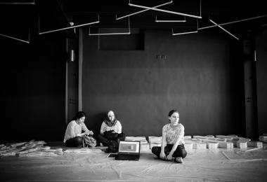 Cellular Complexity - Kais Al-Rawi, Marie Boltenstern, Julia Koerner © Amman Design Week 2017 14 of 24