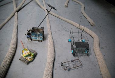 Wire Cars