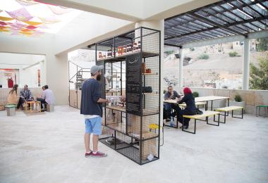 Amman Eats: food program curated by Namliyeh