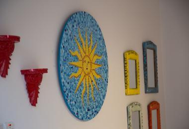 I am mosaic
