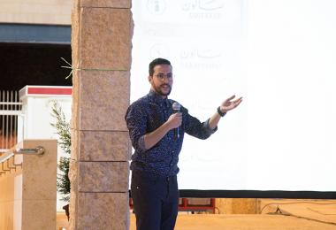 Impact by Hussein Alazaat and Ali Almasri