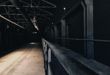 The Hangar Exhibition space