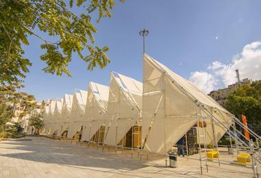 The Crafts District 2017 Amman Design Week