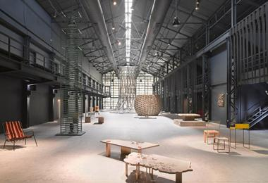 The Hangar Exhibition 2016 Amman Design Week