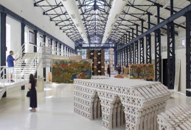 The Hangar Exhibition Amman Design Week 2019