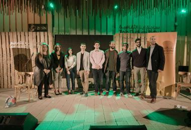Placemaking: Reimagining Public Space in Amman - Ayman Zuaiter, Leen Fakhoury, Mohammed Zakaria, Nemeh Katanani, Seham Ahmad Ali Al Hdidi © Amman Design Week 2017