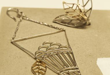 Dana Rousan Contemporary Jewelry Collection - Dana Rousan © Amman Design Week 2017