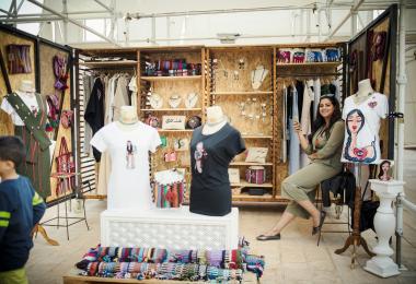 Heba's Closet © Amman Design Week 2017