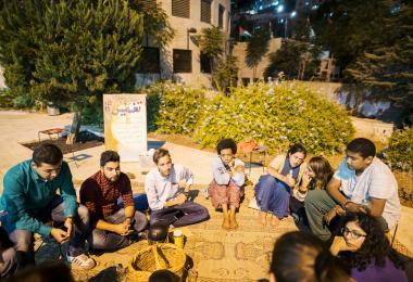 Taghmees © Amman Design Week 2017
