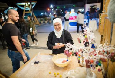 Pure Felt - Princess Taghreed Foundation © Amman Design Week 2017