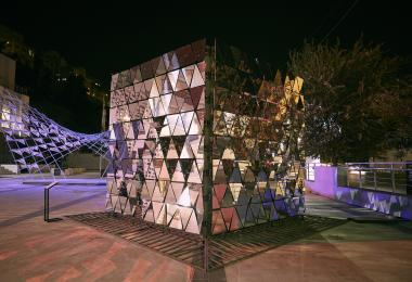 X3 - Uraiqat Architects © Amman Design Week 2017