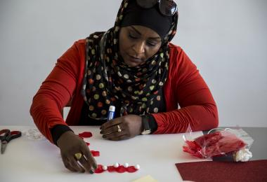 Creative Skill Building with the MicroFund for Women