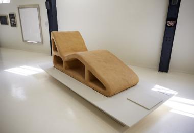 Earth Chair, 2019 by Bisher Tabbaa © Amman Design Week 2019