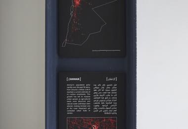 Urban Patterns, 2019 by Cluster Labs © Amman Design Week 2019