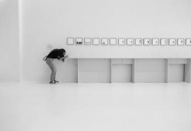 Hollow Forms, 2019 by Dima Srouji - Photo by Hussam Daana © Amman Design Week 2019