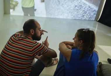 Homo Urbanus, 2018 by Ila Bêka & Lemoine © Amman Design Week 2019