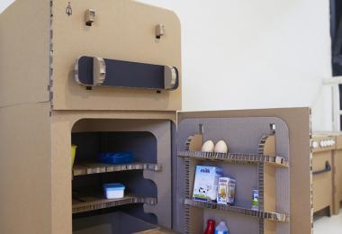kitchen appliances, 2019 by insect. in collaboration with rasha jarrar © Amman Design Week 2019