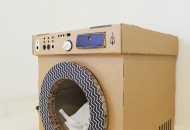washing machine, 2019 by insect. in collaboration with rasha jarrar © Amman Design Week 2019