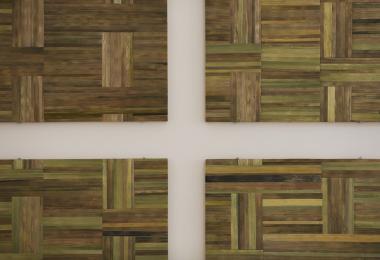 مخلفات المواد، 2019 عمل كريستين مانويتز © أسبوع عمان للتصميم 2019