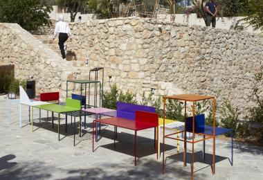 الـ(لا) تواصل، 2019 عمل دانيال + قصي - تصوير إدموند سامنر © أسبوع عمان للتصميم 2019