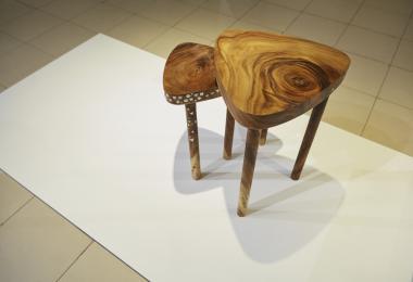 Moraea table by Farah Yameen  © Amman Design Week 2019