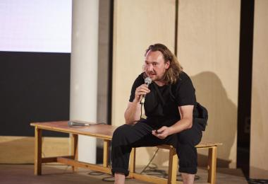 Imagining Creative Startups by Fabian Winopal from Tatcraft © Amman Design Week 2019