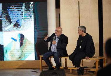 Jordan Script Routes: Connecting Archaeology to Contemporary Design by Dr. Huda Smitshuizen AbiFarès, Dr. Ali Al Manaseer, Dr. Omar Al-Ghul, Hussein Alazaat © Amman Design Week 2019