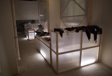 Sulafa Embroidery Centre Shop © Amman Design Week 2019