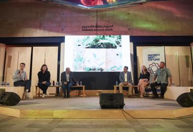 Urban Agriculture in Jordan: Opportunities, Challenges, and Accomplishments by Franziska Wehinger, Dr. Mohammad al-Asad, Machiel Van Niewenhove, Ibrahim Hamarneh, Layla al Qasim, Kevin Schiltz, Hala Bdeir, Bashar Humeid © Amman Design Week 2019