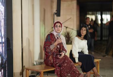 What is Hirfa? by Arini, Ruba Asi, Zeina Barto © Amman Design Week 2019